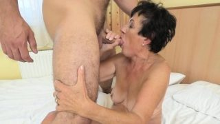 Fantastic Very First Timer Cougar