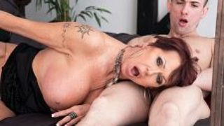 scorching Italian 60-year-old's Very First Vid Fuck